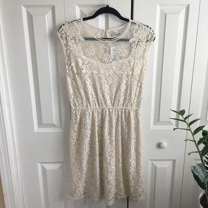 Pretty lace dress